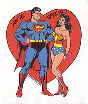 Viriilillä supermiehellä ett maktspel